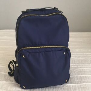 Madden Girl Navy Blue Backpack Water Resistant